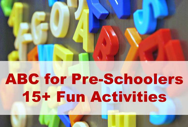 Learning ABC through play