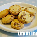 easy chocolate chip cookies no eggs