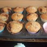 lunch box muffins