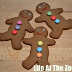 Traditional Gingerbread Men - Baking with Kids