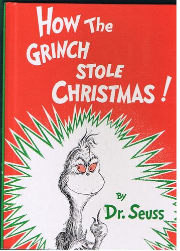 how the grinch stole christmas by dr seuss us uk