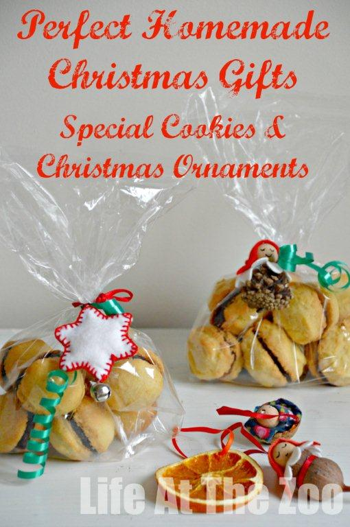presents kids can make cookies ornaments - Christmas Cookie Gift Ideas