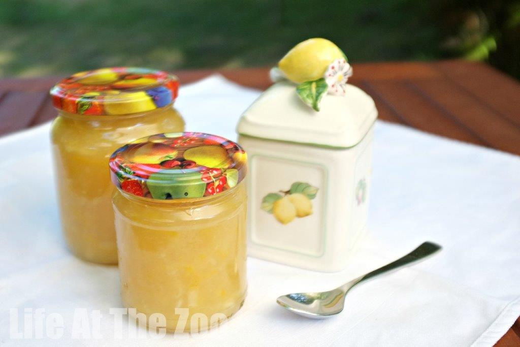 lemon marmalade recipe