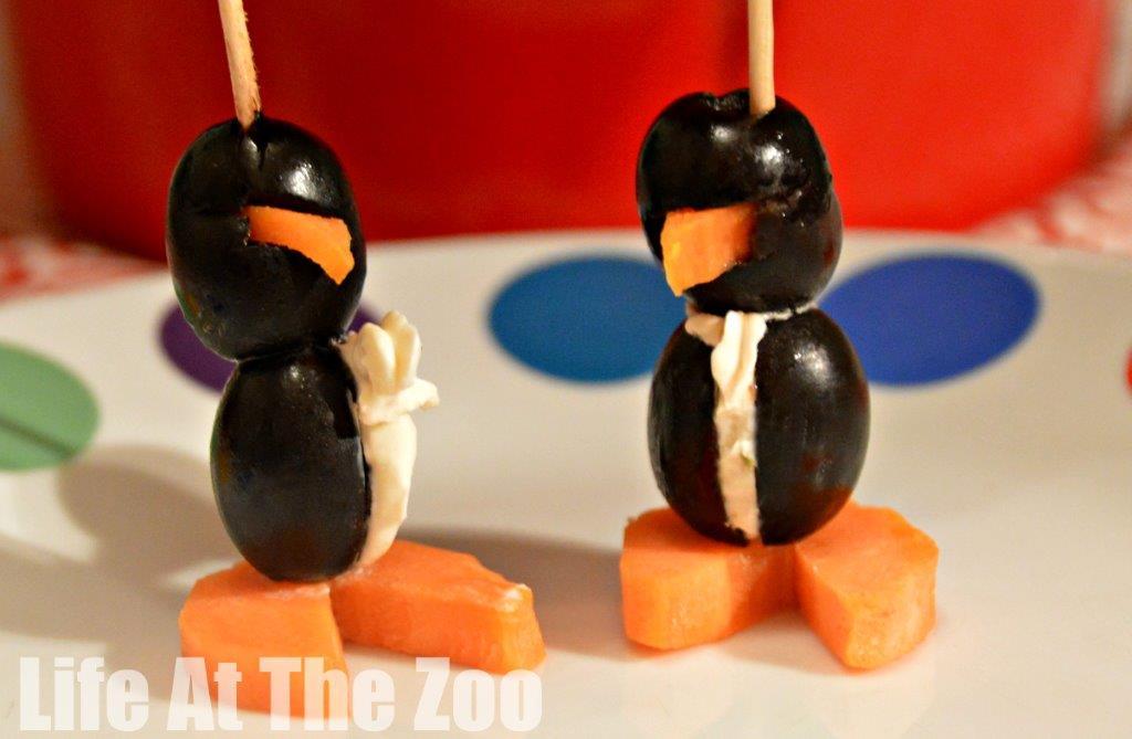 Penguin Snack
