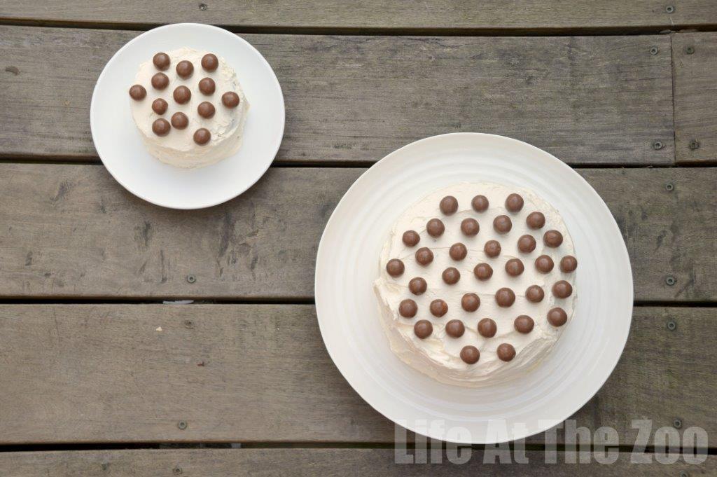 Malteser Cake - Easy chocolate cake recipe