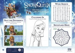 Snow-Queen-Activity-Sheet