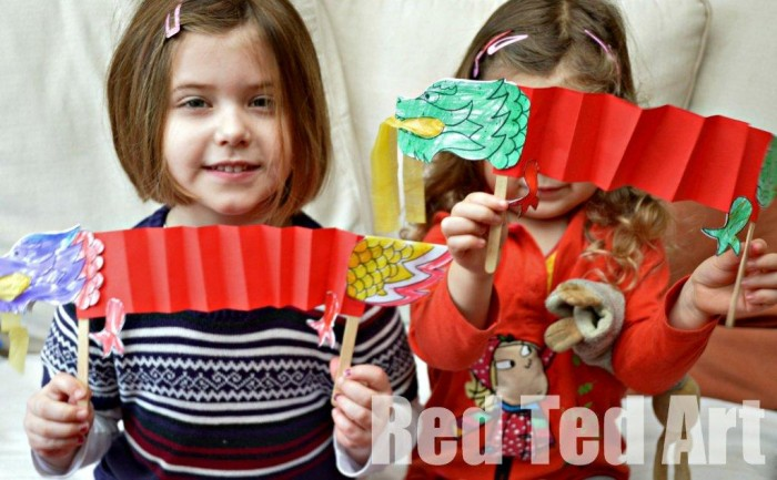 Chinese-New-Years-Craft-for-Kids-with-free-printable