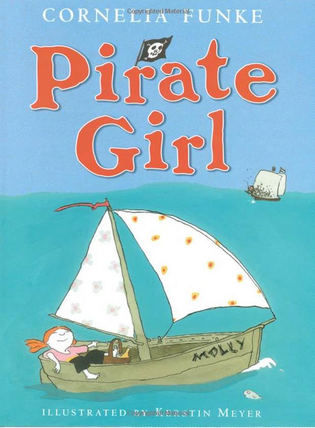 pirate books for girls