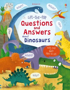informational dinosaur books for kids