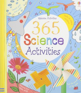 science activities books for kids