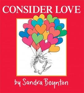 Consider love - valentines books for kids
