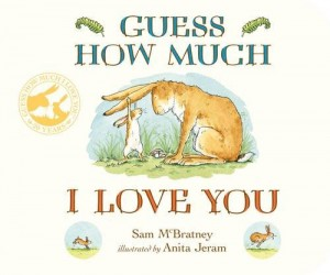 Guess How Much I Love you - valentines day books for children