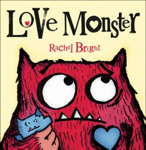 Love Monster - a book for valentines day