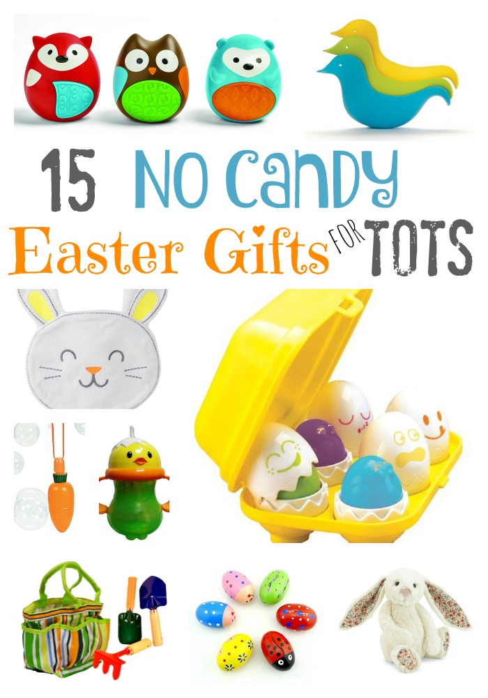 No Candy Easter Basket Ideas A Great Selection Of Gift For Preschool