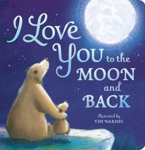 books about love - I Love You to the Moon and Back