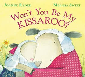 valentines day books for kids - Won't You Be My Kissaroo