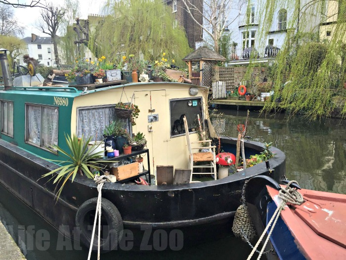 London Canal Walks - london for kids