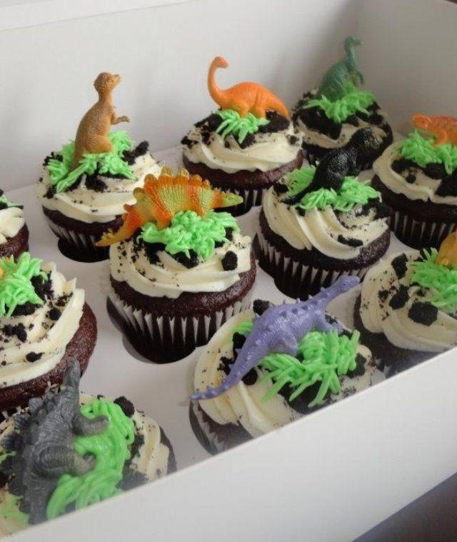 dinosaur-cupcake-idea