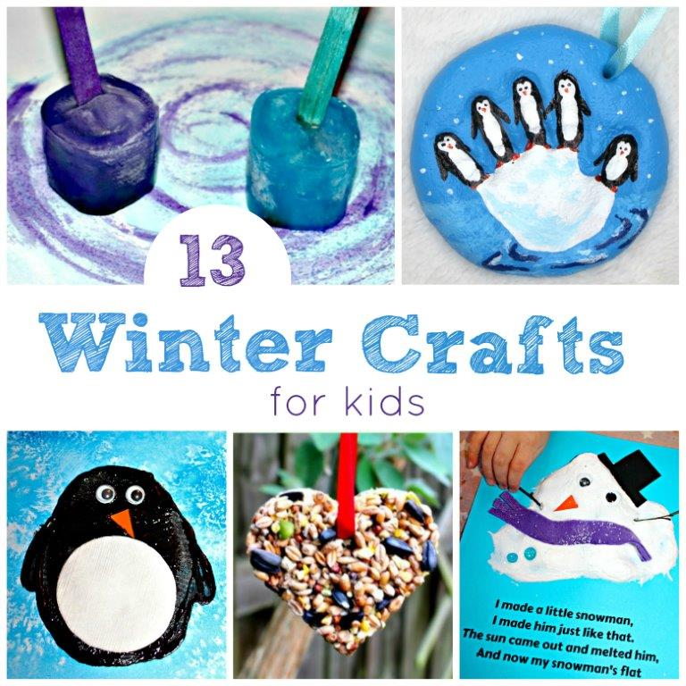 Fun Things To Do In Winter With Kids