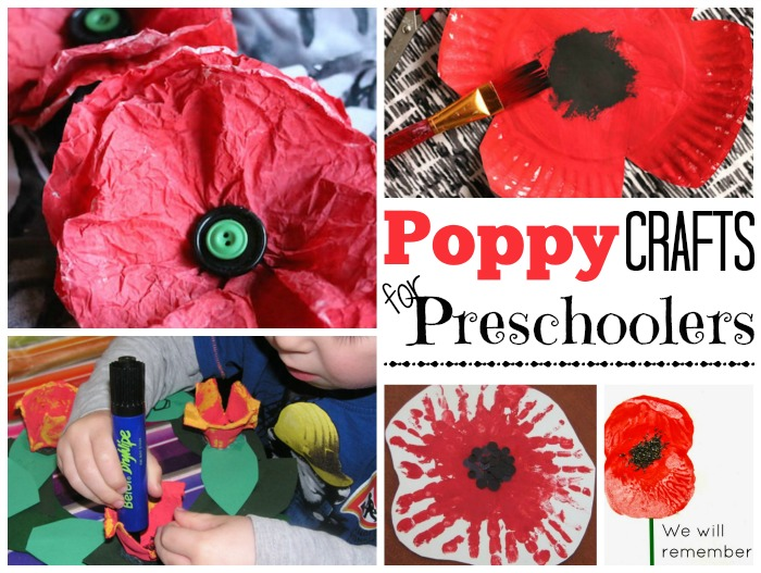 Remembrance Day Activities for Preschool