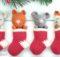 Crochet Stocking Advent Calendar
